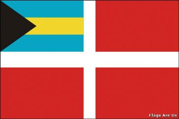 Bahamas Civil Ensign